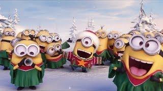 Minions - Promo Clip - Happy Holidays (2015)