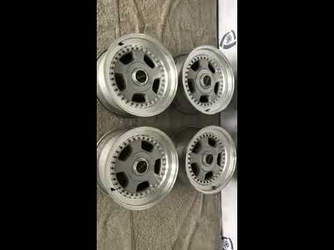 диски Lorinser R17 Mercedes W126 W123 R107 и др