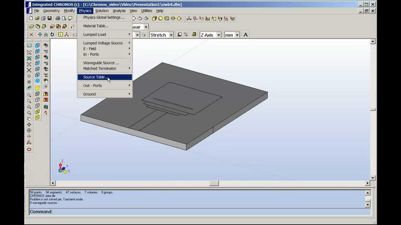 CHRONOS | INTEGRATED Engineering Software