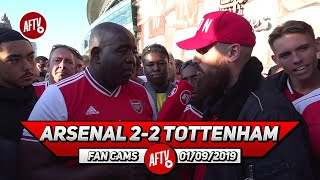 Arsenal 2-2 Tottenham  | Emery Set Up The Midfield Wrong! There Was No Creativity (Turkish)