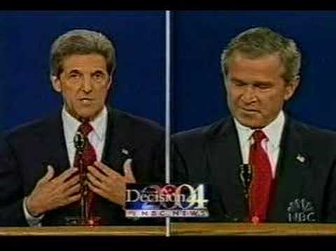 Presidential Debate 2004