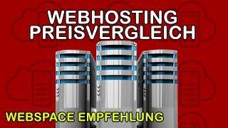 Webhosting Preisvergleich: WAS IST WICHTIG BEIM WEBHOSTING? (Webspace Preisvergleich)