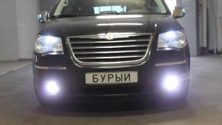 Chrysler  Grand Voyager OSRAM LEDFOG 101