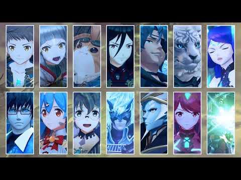Xenoblade Chronicles 2 - All Battle Themes