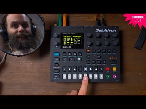 Digitone Live Fiddling And Learning And Cuckoo