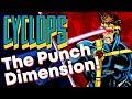 Cyclops' Punch Dimension Explained! [X-Men]