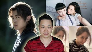 New Return of the Condor Heroes cast, What's Up Weibo? ft. Yang Mi, Zhao Liying, Dilraba