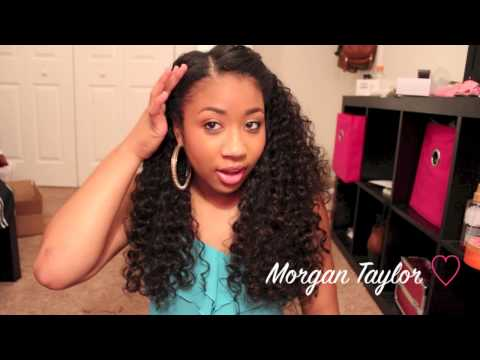 ❤ Hollywood Ten Minute Sew-In