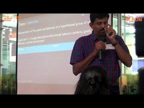 Scrum Bangalore 16 - Build Products with Personas & Story Maps - Jayaprakash Prabhakar