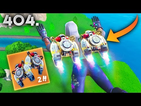 WORLD FIRST 2x JETPACK..!! Fortnite Daily Best Moments Ep.404 (Fortnite Battle Royale Funny Moments)