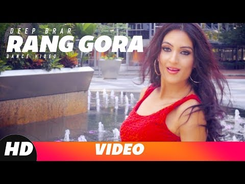 Rang Gora (Dance Video) | Akhil | Deep Brar | BOB | Latest Punjabi Song 2018 | Speed Records