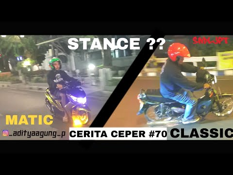 CERITA CEPER #70 MOTOR CLASSIC APIAPI  HOB MAH BEBAS  SNDLJPT #teamSAPUJALAN