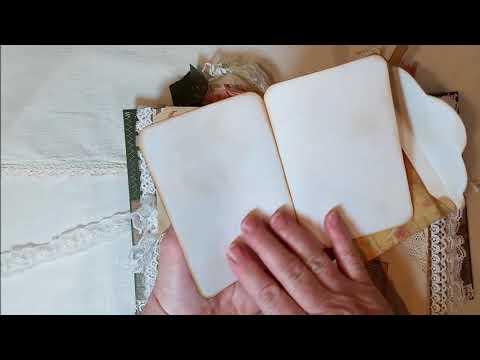 Vintage Journal - Victorian Women for Teresa