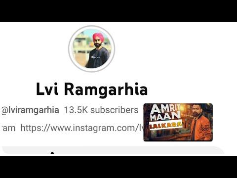 Lalkara(remix)-Amrit Maan-Punjabi Song 2017 Use Dhol