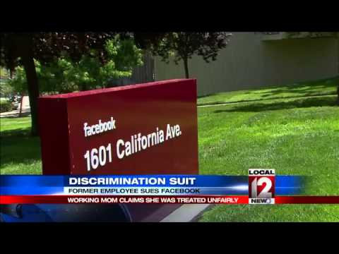 Working mom sues Facebook for sex and race discrimination