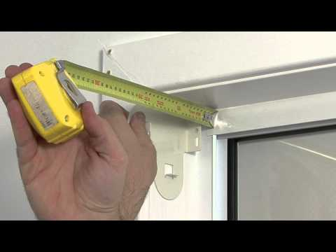 How To Install Dual Roller Blinds