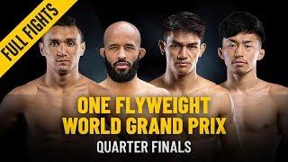 ONE Flyweight World Grand Prix   ONE: Full Fights