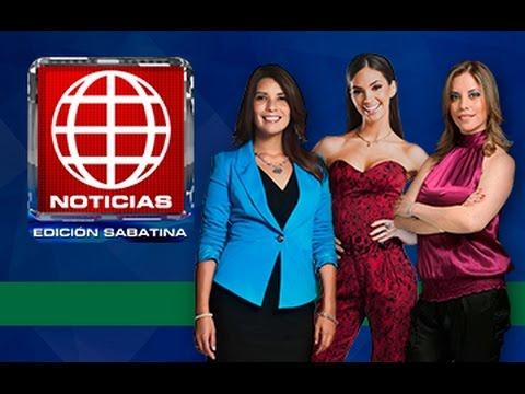 America Noticias | Sabado 09-04-16 | Completo | Live AN: Edición Sabatina