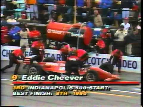 1992 Indianapolis 500 -- Part 5