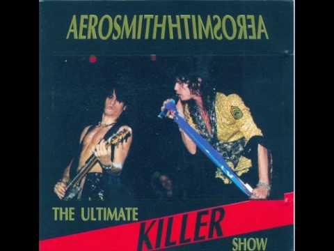 Aerosmith I Wanna Know Why Live Philly '78