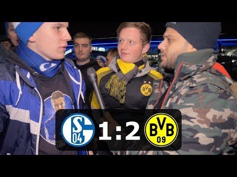 SCHALKE 04 VS BORUSSIA DORTMUND│DAS REVIERDERBY!