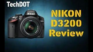 Nikon D3200 DSLR Camera Hands On Review (Bangla)
