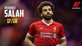 Mohamed Salah   Insane Speed, Skills & Goals   17/18