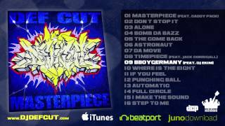 DEF CUT - MASTERPIECE - New Album 01.12.14