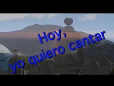 A mi lindo Ecuador - YouTube