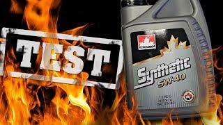 Petro Canada Synthetic 5W40 Który olej silnikowy jest najlepszy?