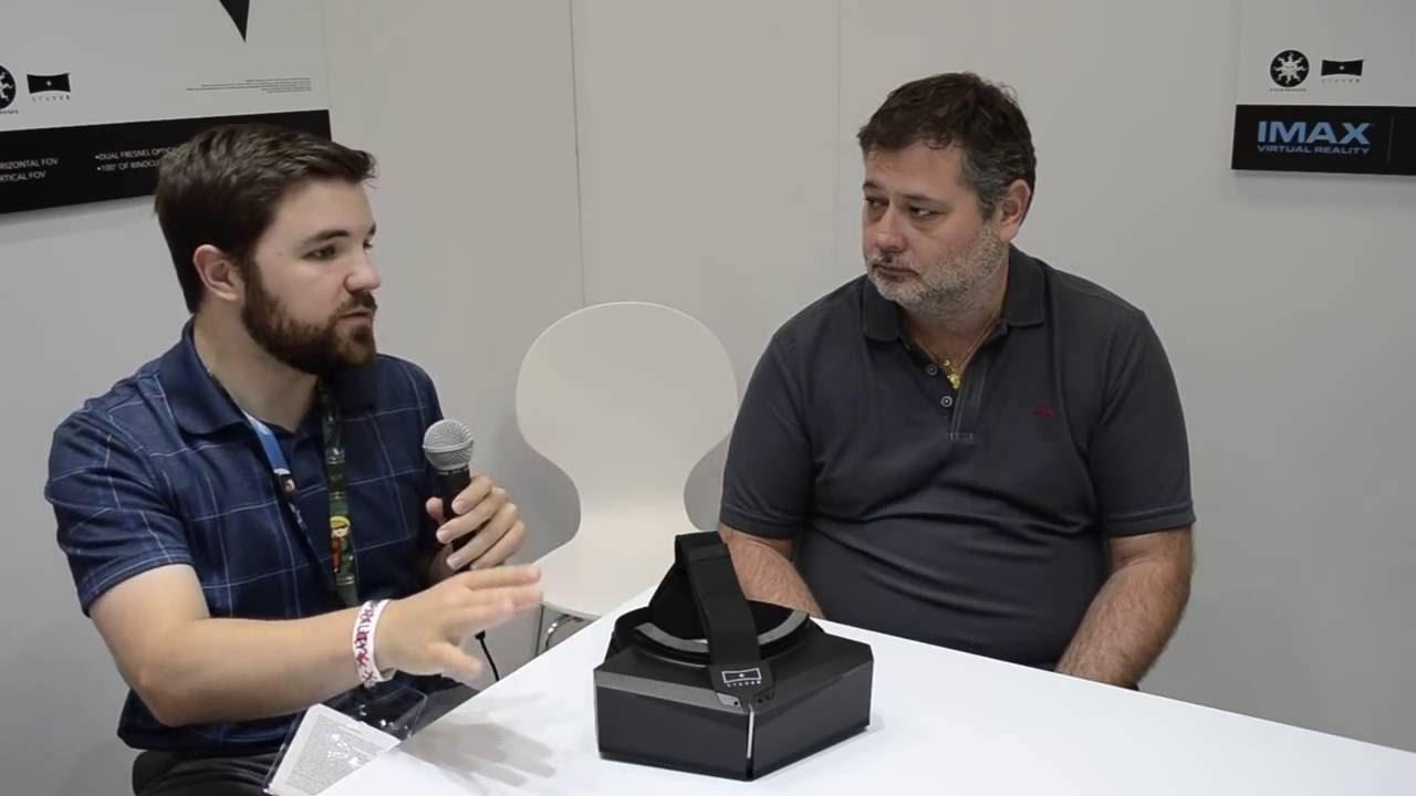 Обзор очков Razer OSVR [шлем виртуаьной реальности] - YouTube