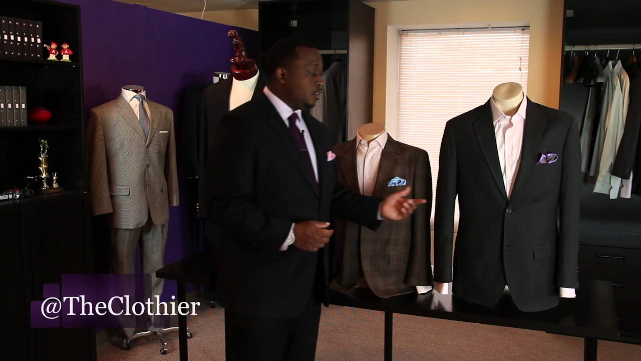 The Difference Between Blazers, Sport Coats and Suit Jackets - YouTube