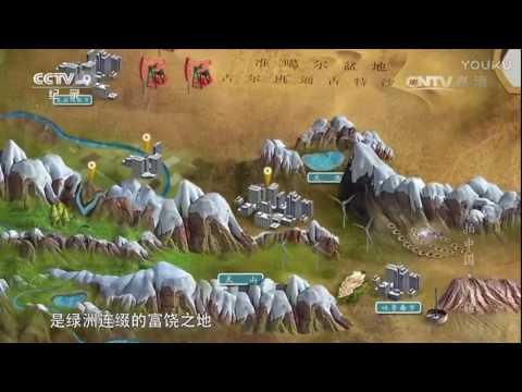 Aerial China of XinJiang Province