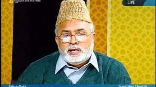 Allegation on the writings of Mirza Sahib-persented-by-khalid-Qadiani.flv
