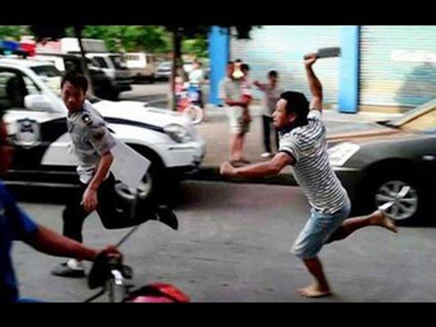 Nhà xe xích mích vác Dao ra chém nhau tại Bến Xe tỉnh Điện Biên