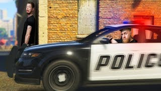 DON'T Get Caught By The Cops! | GTA5