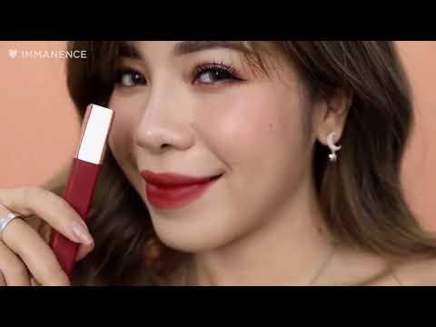 Review chi tiết son 3ce cloud lip tint - Siêu phẩm với chất son đẹp mê ly của hãng 3CE