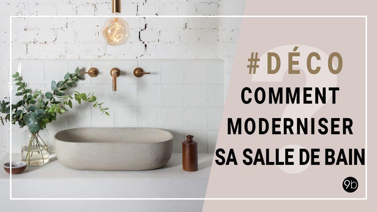 Moderniser Salle De Bain 4 astuces pour relooker sa salle de bain sans tout casser