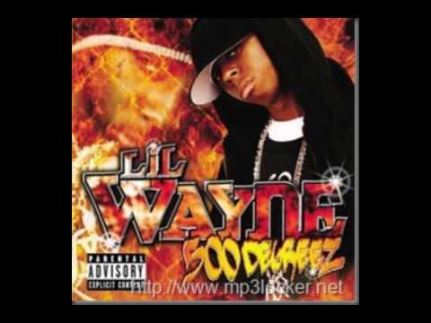 Lil Wayne - Song: Gangstas & Pimps - Album: 500 Degrees
