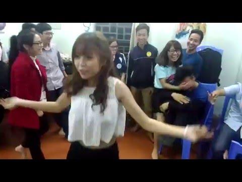Dam Dang 21- Belly Dance (Van)