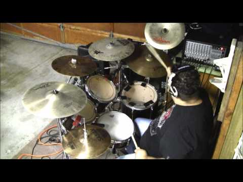 Travma - Anna Vissi - DRUM COVER by greg the groove
