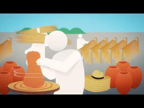 Vídeo Institucional da Rede de Comércio Justo e Solidário | FLD