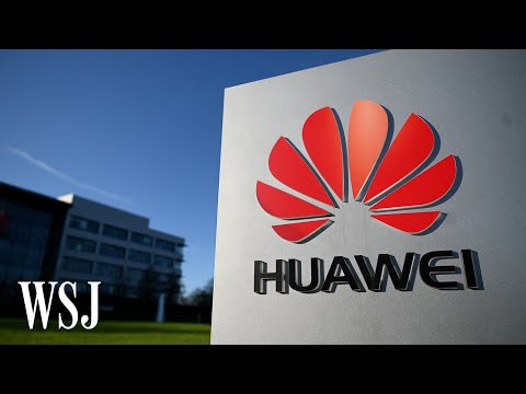 Why China's Huawei Is Lagging in the 5G Race   WSJ