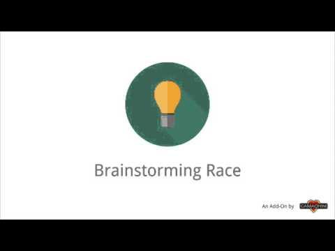 Brainstorming Race
