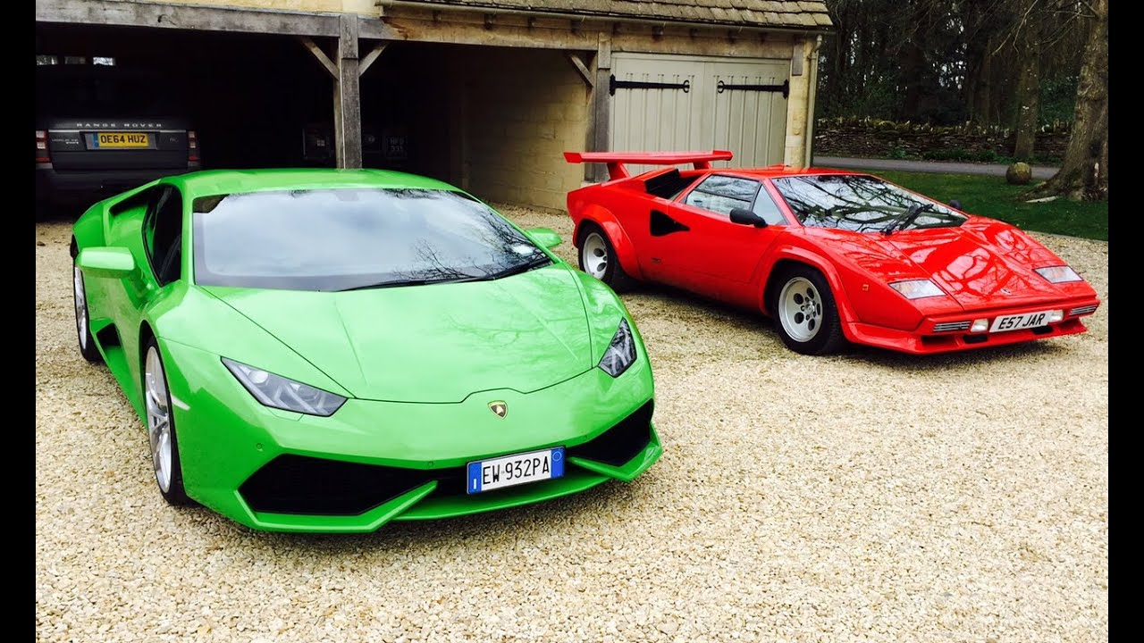 Harry S Garage Lamborghini Huracan Review Alongside