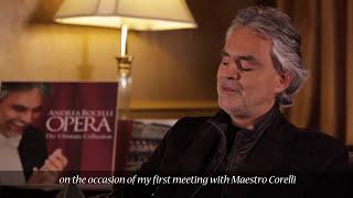 Andrea Bocelli - CHE GELIDA MANINA - La Bohème (Commentary)