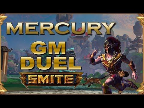SMITE! Mercury, Pues no es como me esperaba...! GM Duel #48