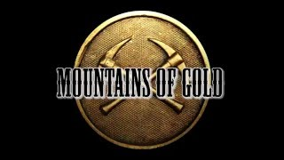 """Free Uplifting Guitar Music for Videos: """"Mountains of Gold"""""""