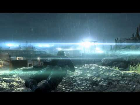 Metal Gear Solid Ground Zeroes Trailer - Launch Trailer
