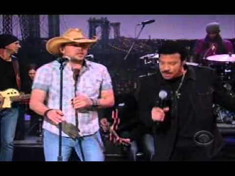 Lionel Richie w  Jason Aldean  Say You, Say Me Mp3